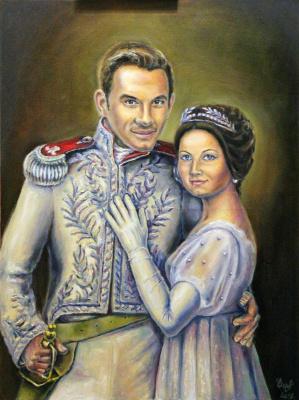 Alexandra Veretenova. For a present