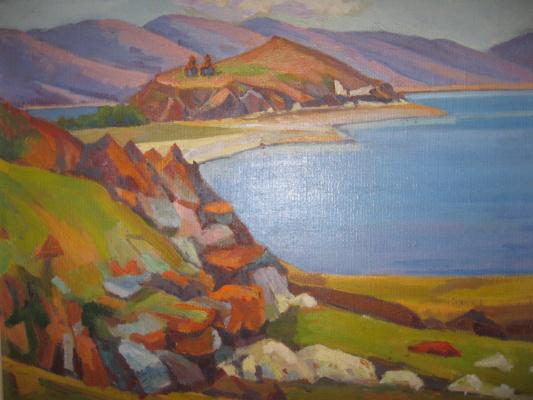 Сергей Георгиевич Сираканян. Озеро Севан