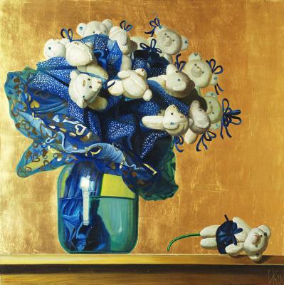 Ivan Korshunov. Bouquet