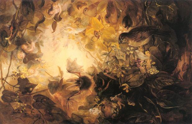 Флоренс Вернон. Сказочный блуждающий дух