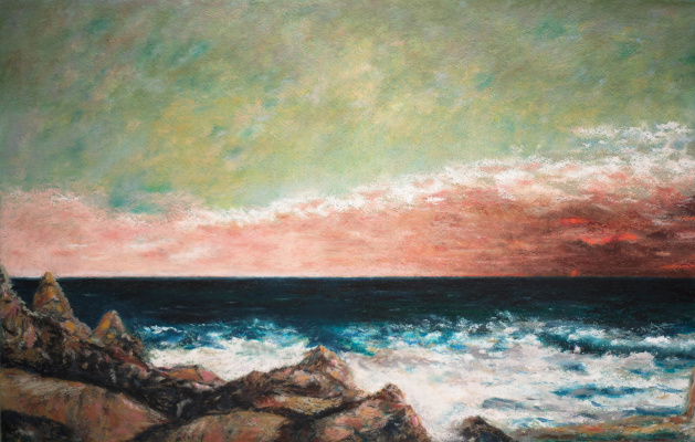 Albert Safiullin. Mediterranean Sea