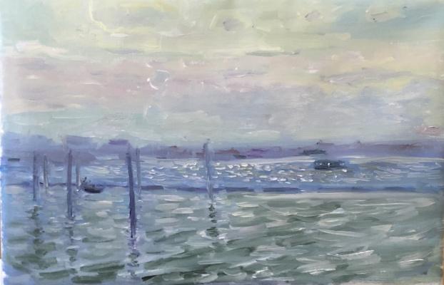 Виктория Мальшакова. Venice morning.