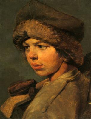 Alexey Gavrilovich Venetsianov. Zakharkov