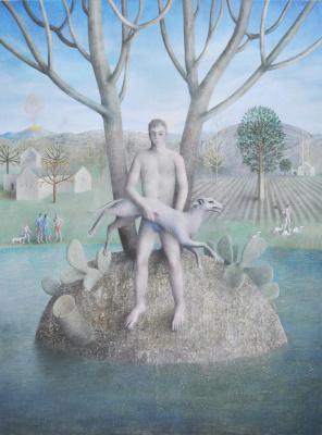 James mortimer. Island Man
