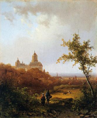 Александр Дайваилл. Вид на Клив