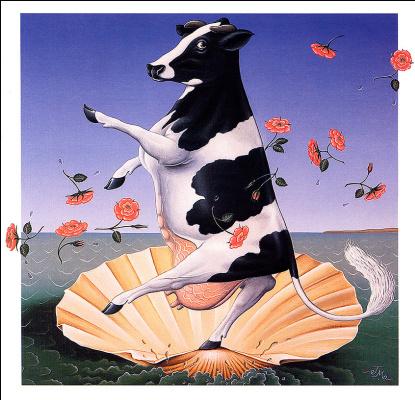 Мечты коровы
