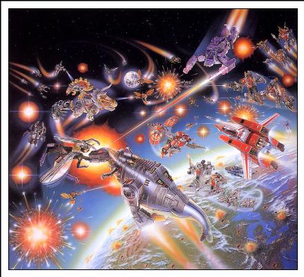 Джеффри Мангиат. Звездные воины