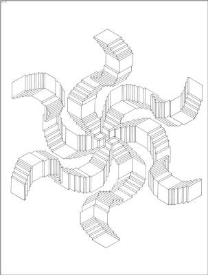 Коити Сато. Оптические иллюзии 13
