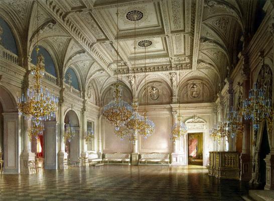 Luigi Premazzi. Dance hall