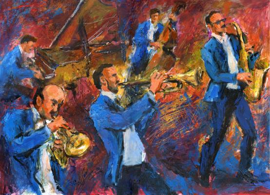 """Salijon Zukhriddinovich Mamatkulov. """"Jazz"""""""