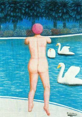 Хигинио Маллебрера. Белые лебеди