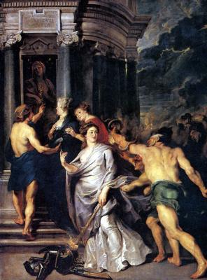 Peter Paul Rubens. Angers world