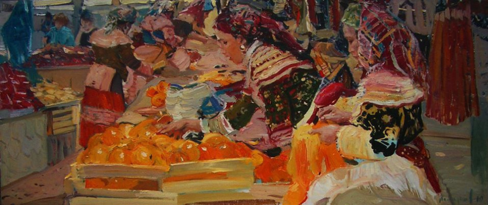 Renat Ramazanov. Market