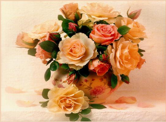 Саймон Кейн. Букет роз