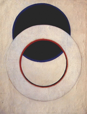 Alexander Mikhailovich Rodchenko. White circle