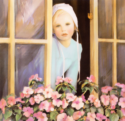 Nancy Noel. Patience