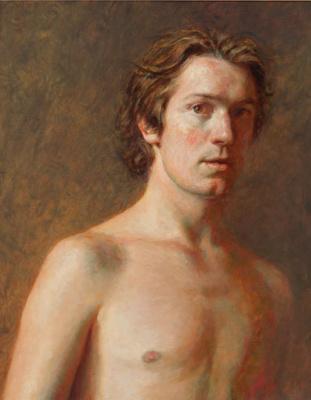 Jamie Wyeth. Self-portrait