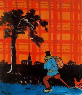 René Magritte. Jean-Marie