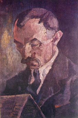 Владимир Семенович Чернецов. Портрет отца