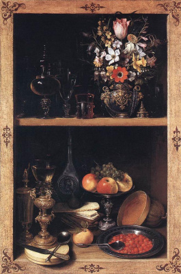 Georg Flegel. Wardrobe