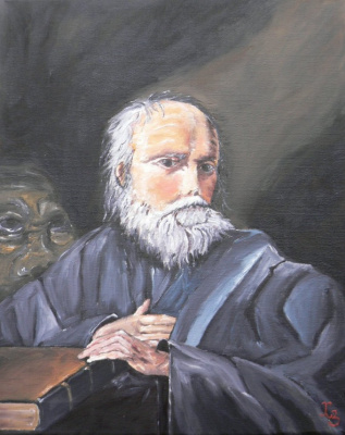 Сергей Николаевич Ходоренко-Затонский. SV.AP.Mark