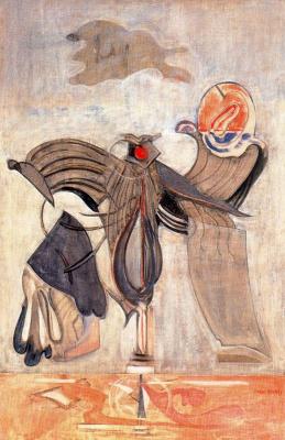 Rothko Mark. Gethsemane