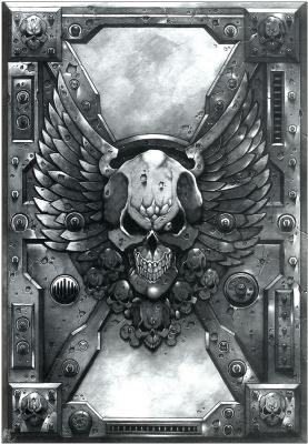 Mark Gibbons. Necromunda 8