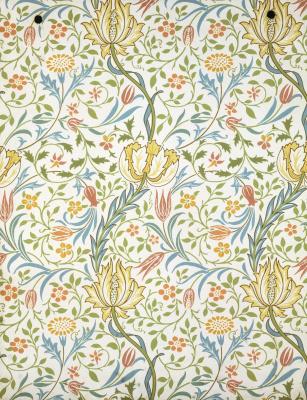 William Morris. Flora