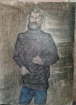 Nikolay Zverev. Cavalier