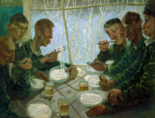 Dmitry Gusynin. Milk soup
