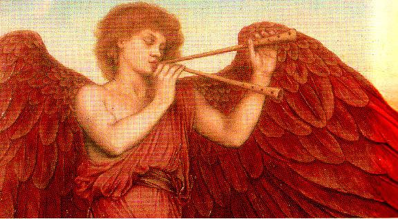 Эвелин де Морган. Ангел