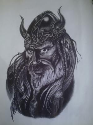 Alexey Olkhovatsky. Viking