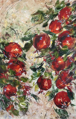 Диана Владимировна Маливани. Pomegranates