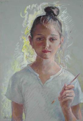 Ljubov Belych. Inspiration