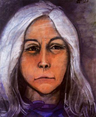 Данс Мария Антония Боадо. Печальный взгляд