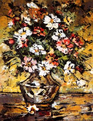 Мишель-Андре Бельмар. Поэзия в цвету