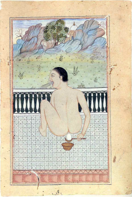 Франческо Клементе. Сюжет 147