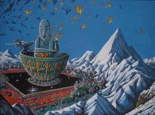 Ilya Gennadievich Borisov. Kingdom of Firebirds