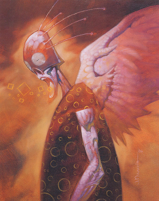 Джефф Миракола. Молитва ангела