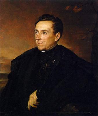Портрет А.А. Щербинина
