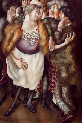 Stanley Spencer. Fur
