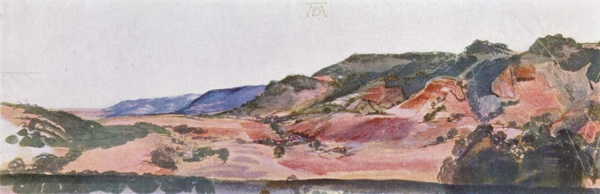 Albrecht Durer. Valley Kalckreuth