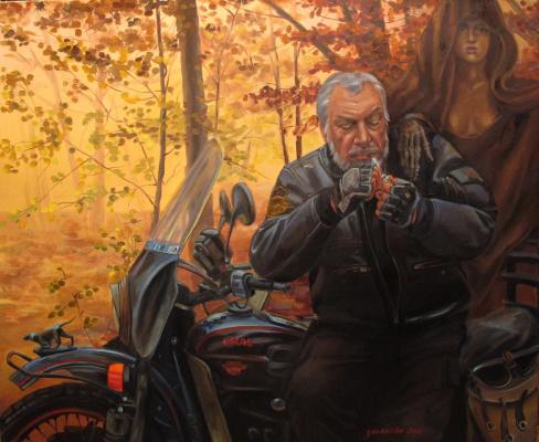 Dariya Zakharova. The quest is over