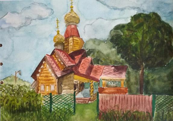 Polina. Church. Etude