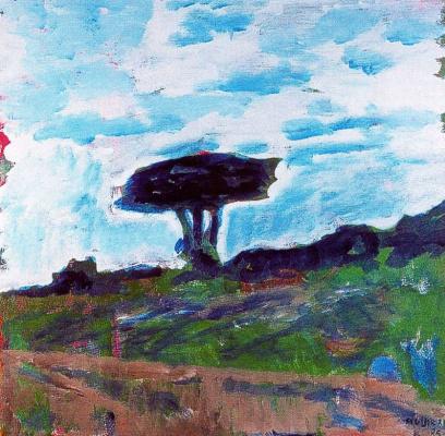 Хуан Антонио Агирре. Чистое небо