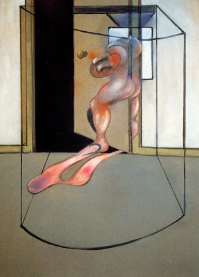 Francis Bacon. Triptych inspired by Aeschylus Orestia