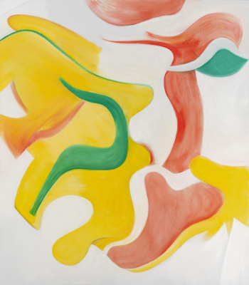 Willem de Kuning. Untitled XIII