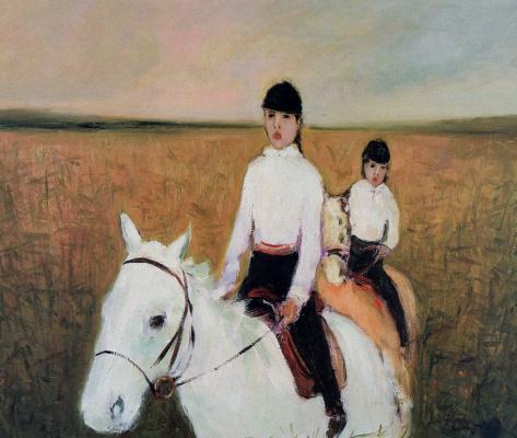 Роберт Кац. Всадники