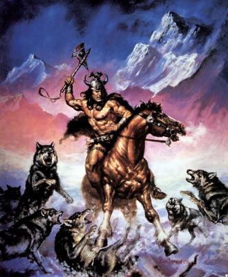 Дуглас Бикман. Волки