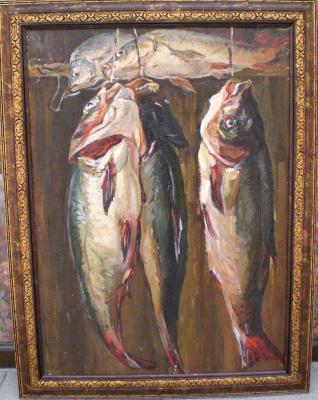 Карпов. Рыба